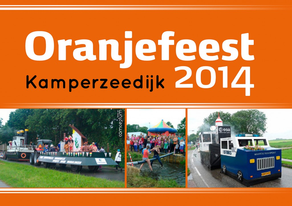 OranjefeestKamperzeedijk_programma--2014-1