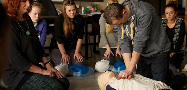 AED-cursus